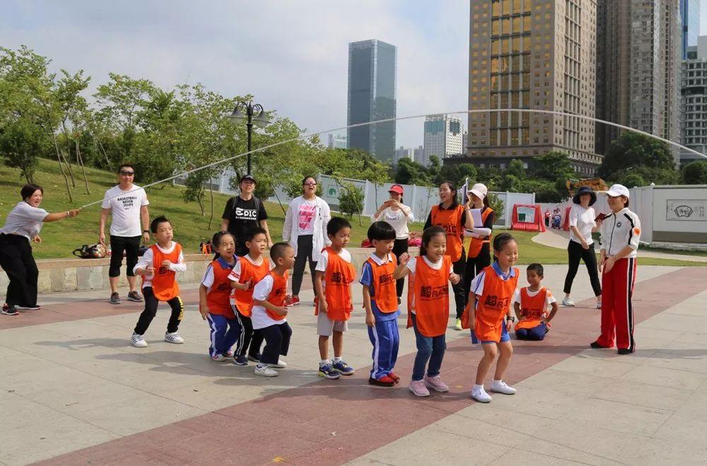 【超凡人类】新莲小学城市公园定向奔跑运动精彩纷呈!插图(13)