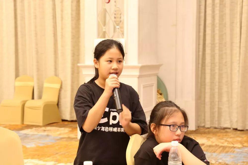 11岁国际冠军唐铱蔓:只要相信自己,就可以越过挫折成为更好的自己插图(3)