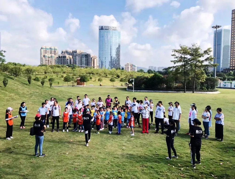 【超凡人类】新莲小学城市公园定向奔跑运动精彩纷呈!插图(5)