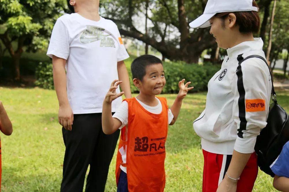 【超凡人类】新莲小学城市公园定向奔跑运动精彩纷呈!插图(17)