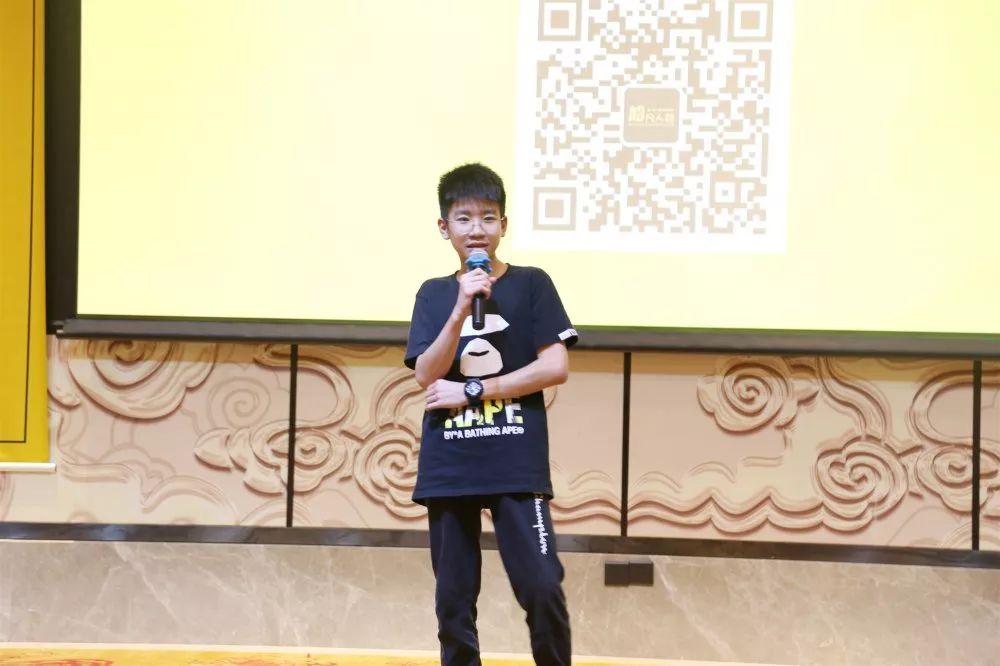 13岁少年创业者麦皓钧:与生俱来的财商思维插图