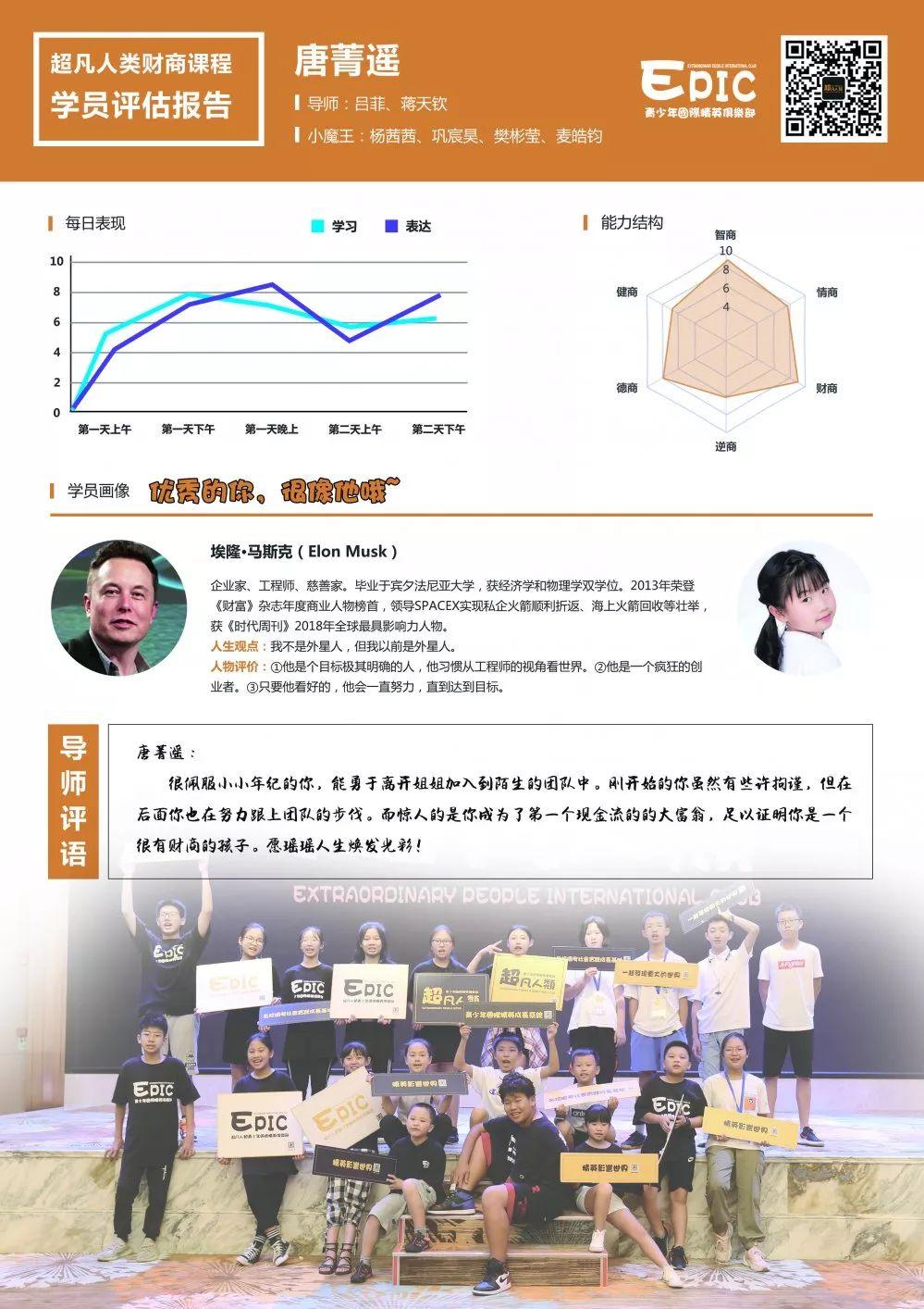 8岁超凡演讲者唐菁遥:不要等待机会,而要创造机会插图(3)
