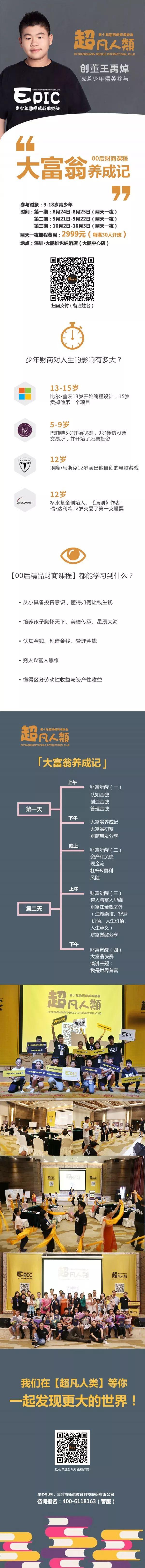 13岁创董王禹焯:逆风翻盘,成为人生赢家!插图(7)