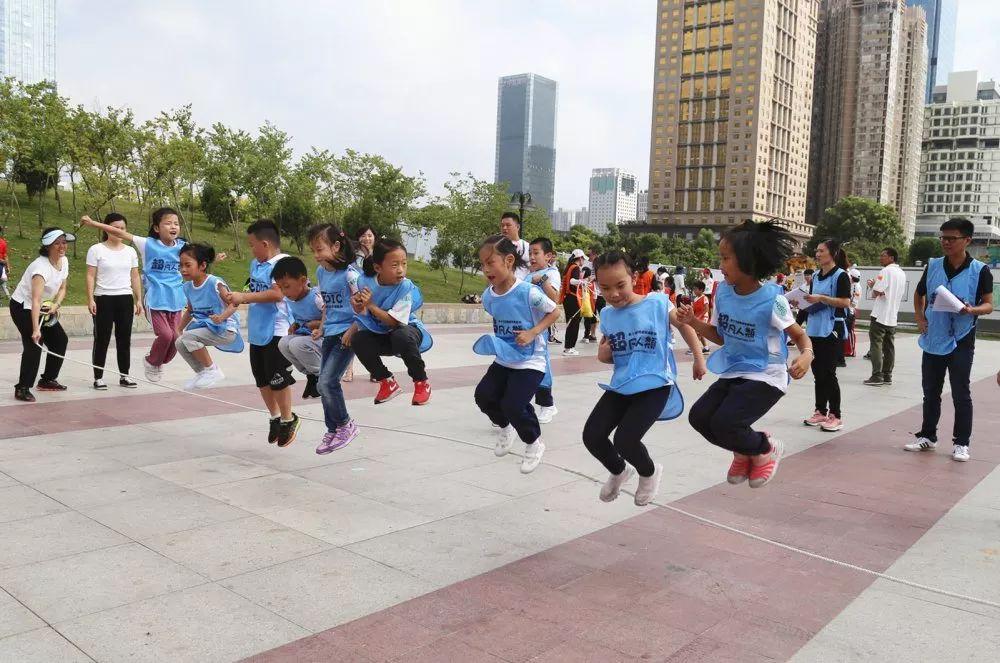 【超凡人类】新莲小学城市公园定向奔跑运动精彩纷呈!插图(12)
