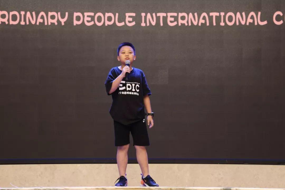 11岁超凡演讲者廖梓杰:不逼自己一把,你根本不知道自己有多优秀插图
