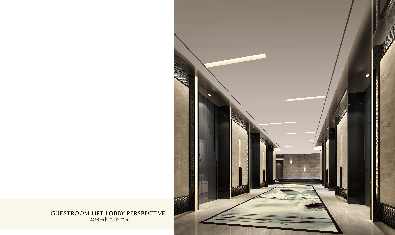 重庆威斯汀酒店施工图图纸-CCD_20-6电梯厅.jpg