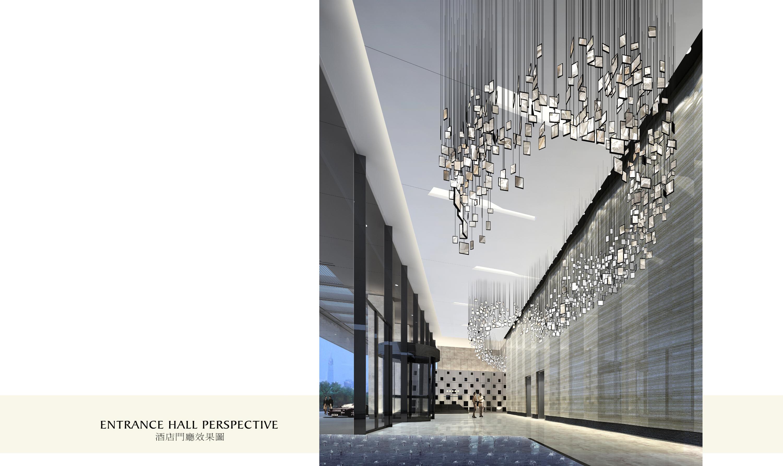 重庆威斯汀酒店施工图图纸-CCD_3-3门厅.jpg