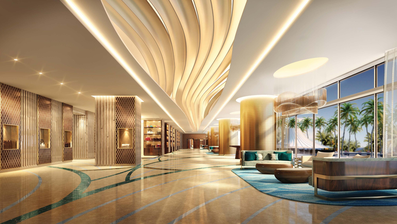 三亚亚特兰蒂斯七星级度假酒店丨高清效果图+施工图CAD |_15.jpg