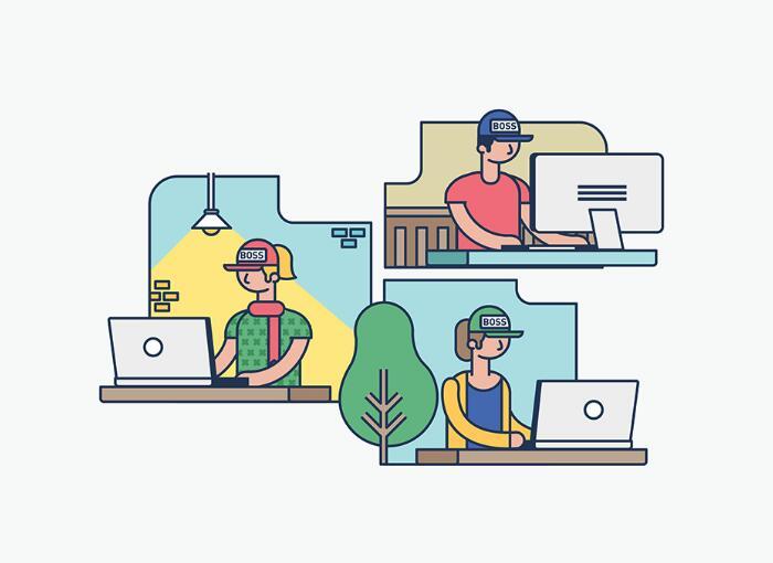 1、未来的工作模式