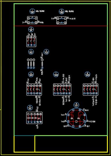 AutoCAD2021零基础电气制图视频教程